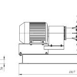 схема дробилки молотковой МПС-600