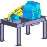Дробилка молотковая МПС-950